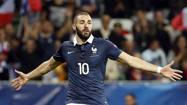 Az ügyészség vádat emelt Karim Benzema ellen