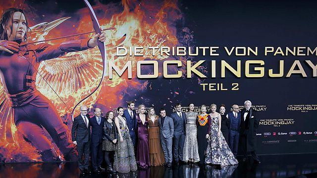 The Hunger Games: final film in hit series premieres in Berlin