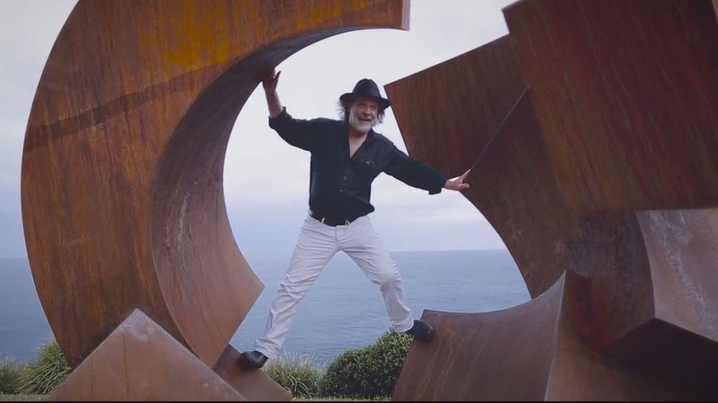 Avustralya'nın sahil şeridinde 'Deniz Kenarında Heykel Günleri'