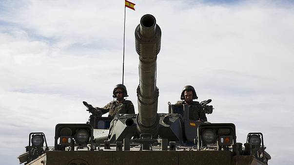 NATO flexes muscles in Southern Europe