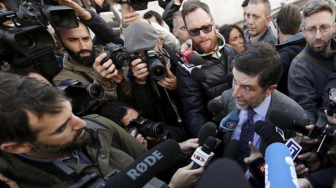محاكمة 40 متهما من بينهم الارهابي السابق ماسيمو كارميناتي في روما