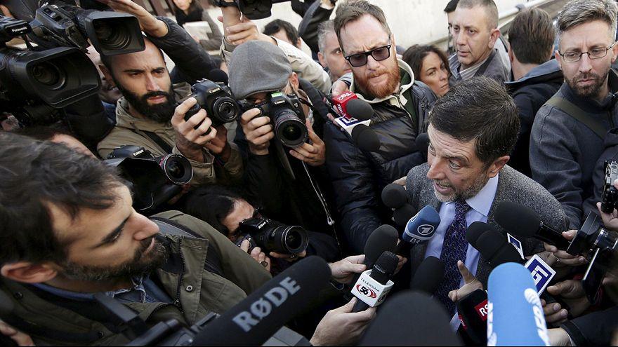İtalya'da azılı mafya babası Massimo Carminati'nin yargılanmasına başlanıldı