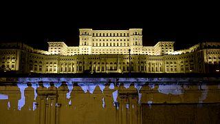 """Roménia: Manifestação de protesto """"CTRL ALT DEL"""""""