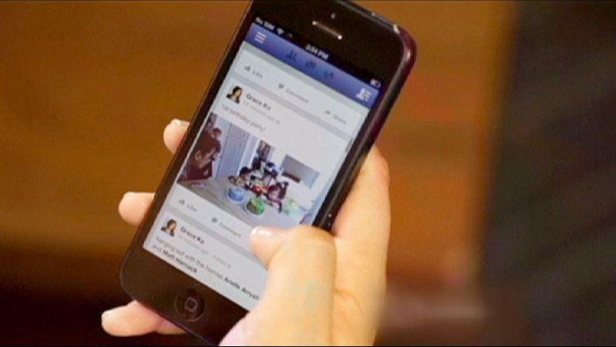 "На ""Фейсбук"" ежедневно заходят более миллиарда человек"