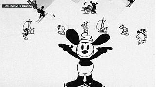 Trovato un rarissimo cartone animato di Walt Disney degli anni '20