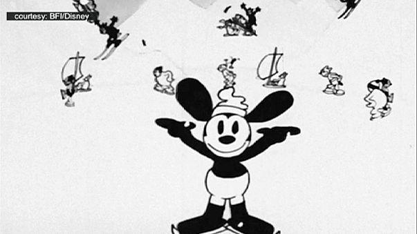 Aparece un cortometraje de Disney casi centenario que se daba por perdido