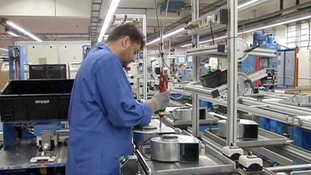 تراجع الطلبيات على الصناعات الألمانية