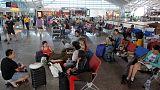 Vulcão: Aeroporto do Bali reabriu