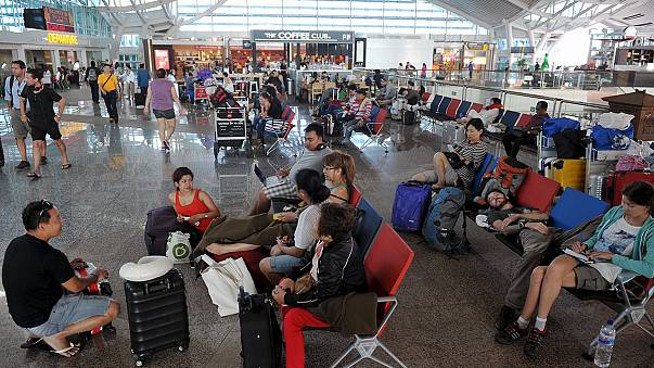 Indonesia reopens Bali airport as winds clear volcanic ash