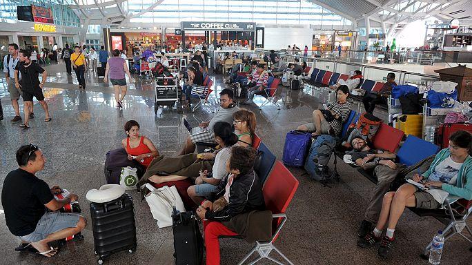 Újra működik Bali reptere