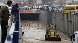 Giordania. Piogge torrenziali provocano almeno 3 morti