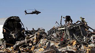 وزیر دفاع بریتانیا: چیزی شبیه بمب باعث سقوط هواپیمای روسی در مصر شده است