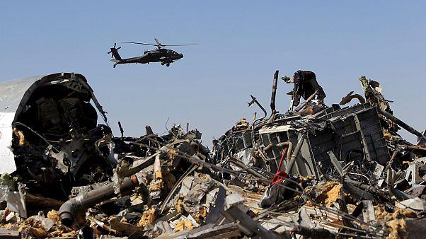 La tesis del atentado en el avión del Sinaí empieza a cobrar fuerza