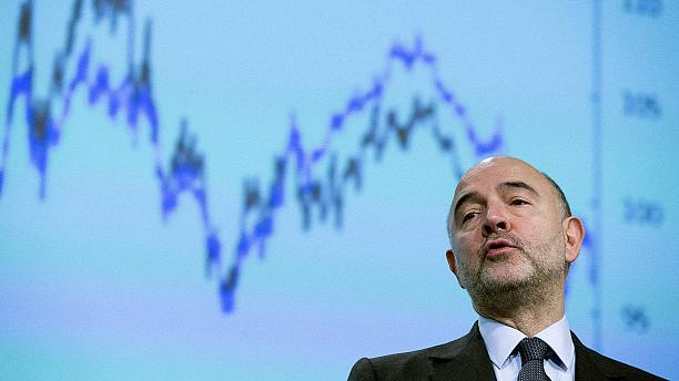 EU on track for modest economic recovery, says EU Commissioner Pierre Moscovici