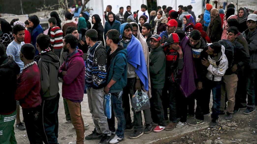 UE espera três milhões de refugiados até 2007