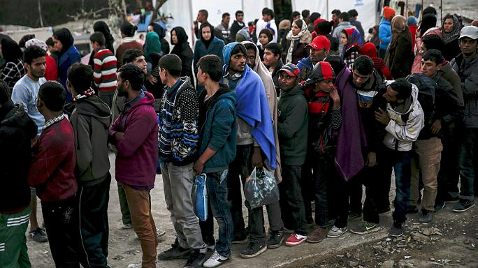 Three million asylum seekers expected in EU by 2017