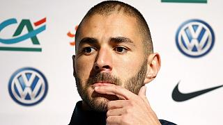 Benzema placed under investigation on blackmail charges