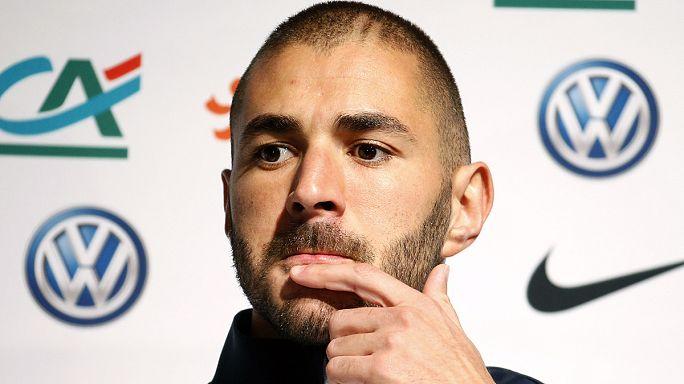 Karim Benzema mis en examen dans une affaire de chantage à la sex-tape