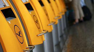 Lufthansa: 7 giorni di sciopero
