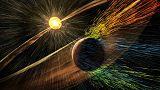 """NASA: """"Marte perse l'atmosfera a causa di un'eruzione solare"""""""