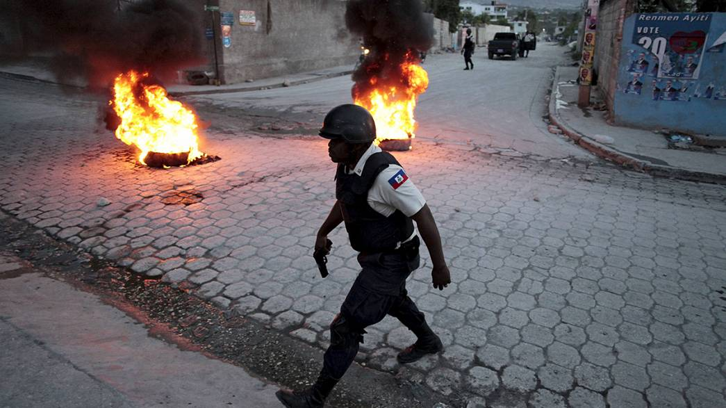 Haiti: Ausschreitungen wegen Präsidentwahlergebnis