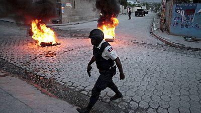 Haïti : tensions après les résultats du premier tour de la présidentielle
