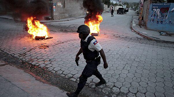 Haiti'de kanlı genel seçim