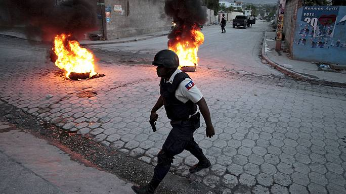 Haiti: at least 1 person killed in post-election violence in capital