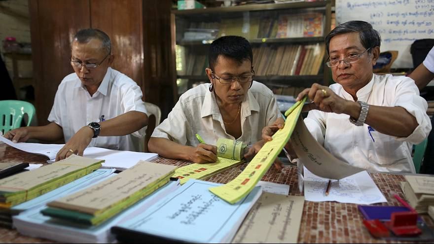 Birmanie : fin de la campagne pour les législatives