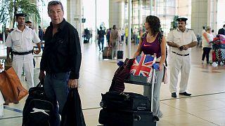 Власти Египта: задержка рейсов в Британию связана с пропускной способностью аэропорта
