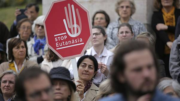 Euthanasia and doctor-assisted suicide are on the table in Portugal