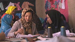 """La Jequesa de Qatar denuncia """"escuelas como cementerios,profesores como refugiados"""" en Africa y Oriente Medio"""