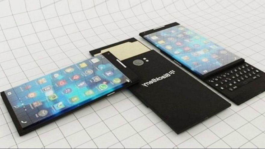 Blackberry lance un modèle sous Androïd pour tenter de revenir dans la course