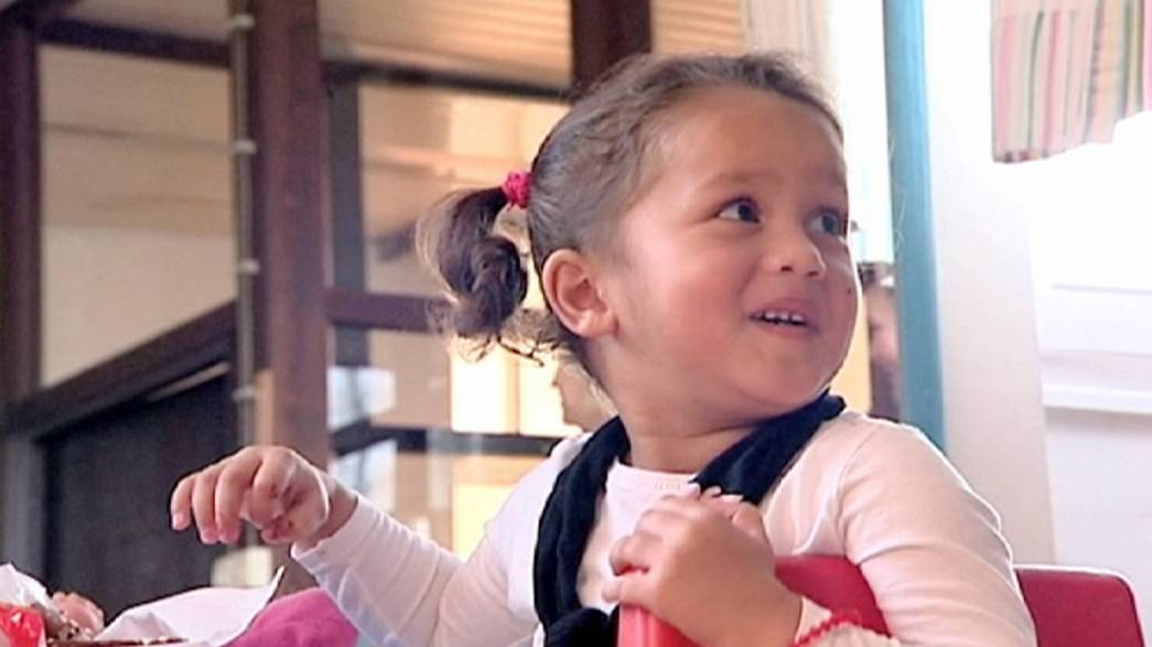 Croatia: Who is 'Nina', the little girl found in a park?