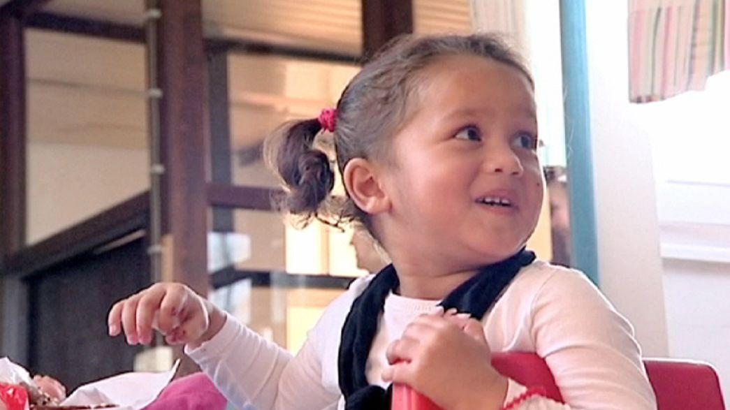 Croazia, abbandonata bimba di tre anni: si cercano i genitori, forse rifugiati