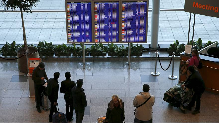 Rusia suspende sus vuelos a Egipto hasta que se conozcan las causas del siniestro del Airbus A321
