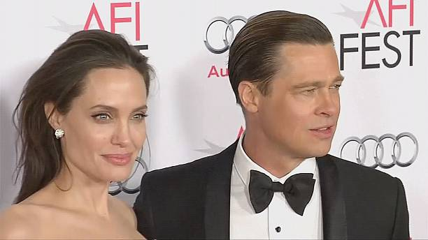 Jolie-Pitt couple in trouble in 'By The Sea'