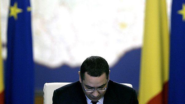 Victor Ponta istifasının ardından yargıya hesap verdi