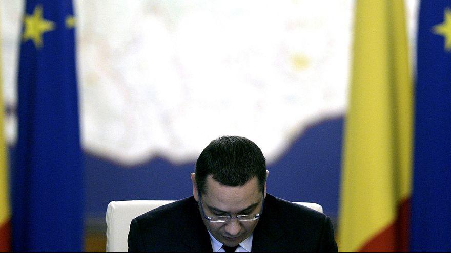 Ponta ante la justicia rumana tras su renuncia como primer ministro