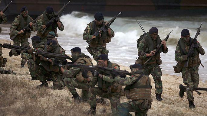 حلف شمال الاطلسي ينهي مناورات و تدريبات عسكرية دامت أكثر من شهر