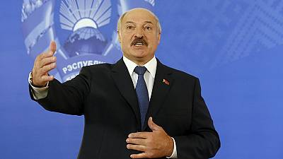 Lukashenko's own 'eternal' Movember