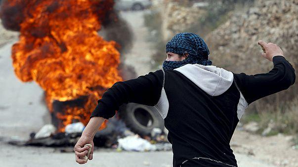 Otro viernes sangriento en Oriente Próximo deja dos muertos en el bando palestino