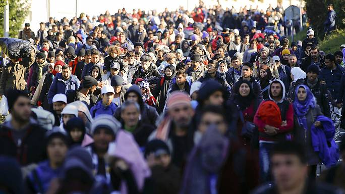 Еврокомиссия даст Словении 10 миллионов на помощь беженцам