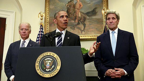 «ΝΟ» του Ομπάμα για τον αγωγό Keystone XL