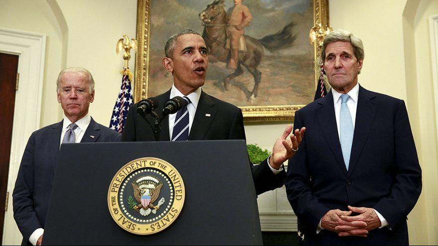 Obama rejette le projet d'oléoduc Keystone XL avant la COP 21 à Paris