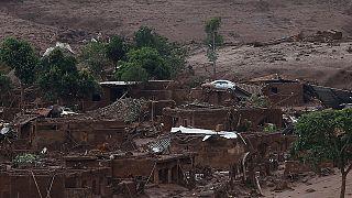 Brezilya'da milyonlarca metreküp demir atığı bir kasabayı haritadan sildi