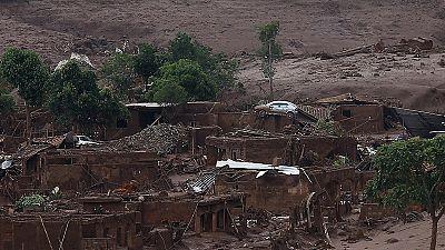 Tragedia en MInas Gerais: al menos 17 muertos y 62 millones de metros cúbicos de residuos