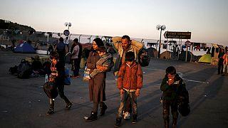 Streik beendet: Flüchtlingsandrang an griechischen Fähren