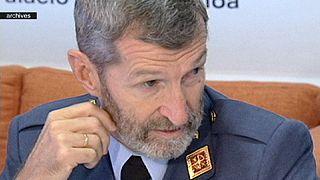 ژنرال اسپانیایی را به دلیل عضویت در پودموس بازنشسته کردند