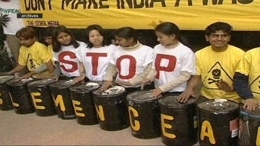 Greenpeace Hindistan'da yasaklandı